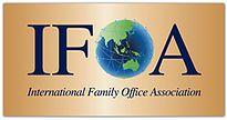 International Family Office Association (IFOA) logo