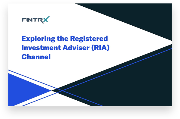 Exploring the RIA Channel