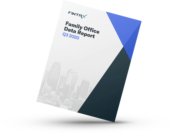 FINTRX Family Office Data Report Q3 2020