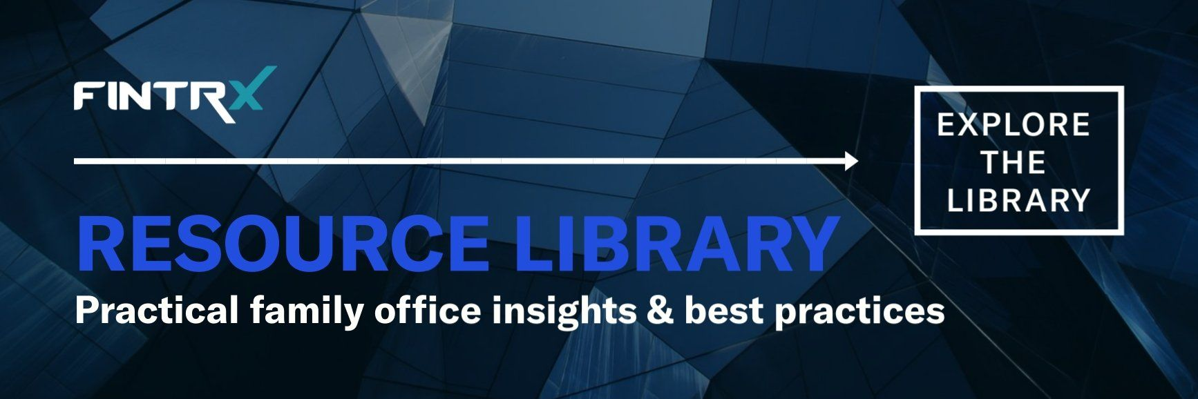 FINTRX Resource Library