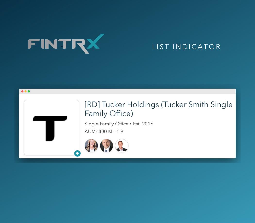 List Indicator