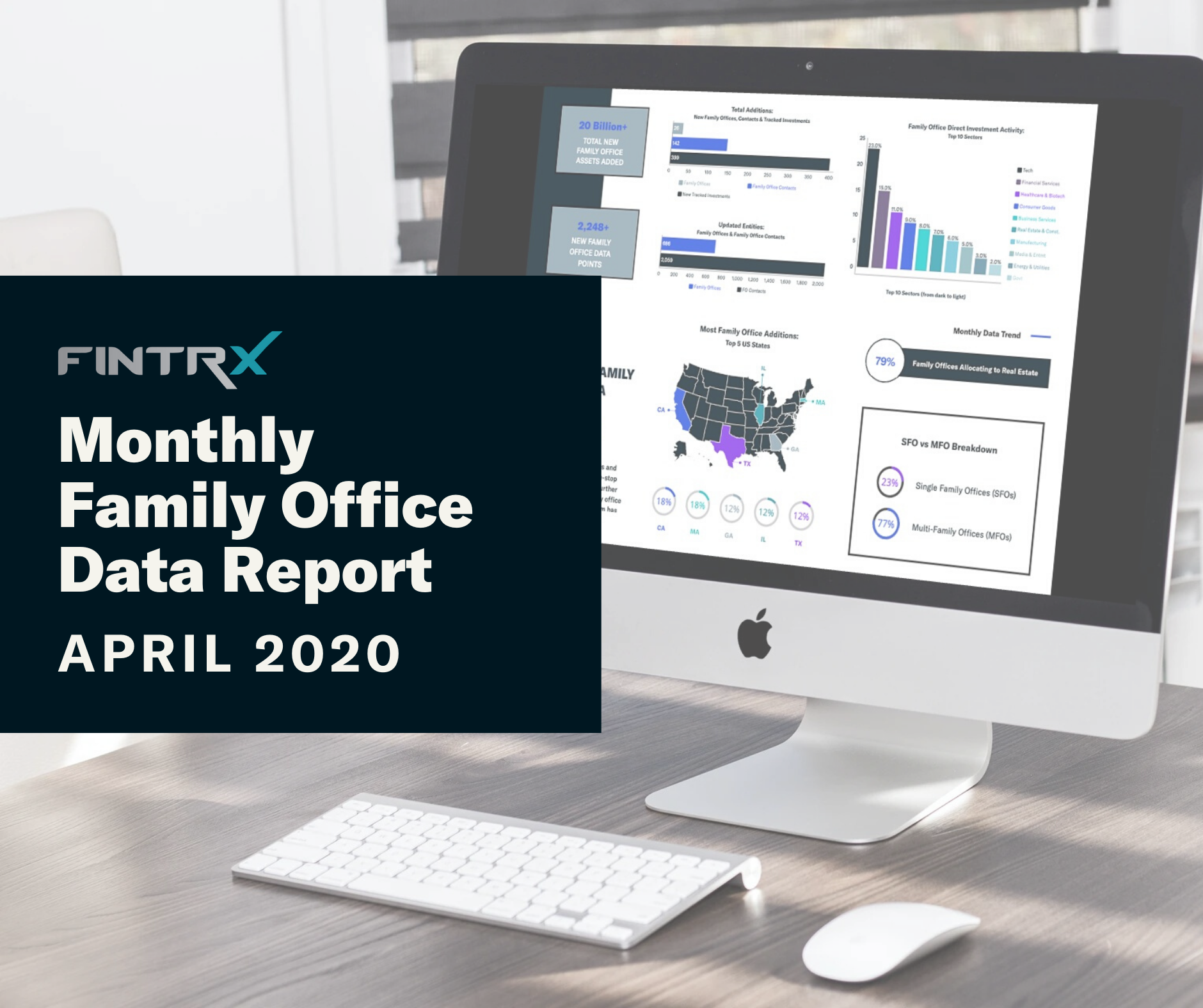 Monthly Family Office Data Report April 2020